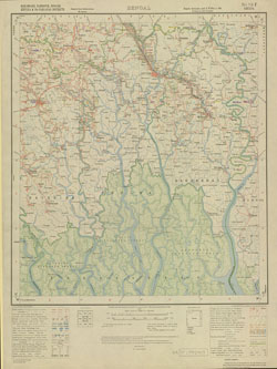 Bengal, No 79 F, Khulna (1937)